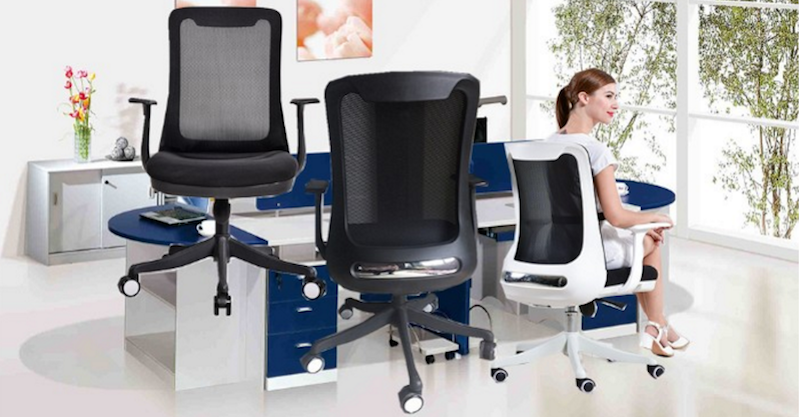 Staff Mesh Chair